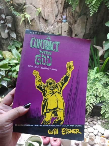 kontrak dengan Tuhan